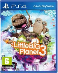 Игра для PS4 LittleBigPlanet 3