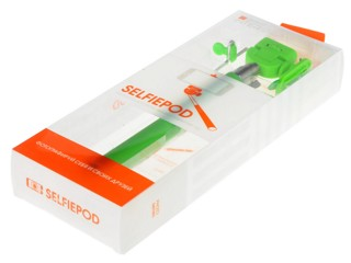 Монопод для селфи InterStep зеленый