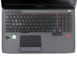 """17.3"""" Ноутбук ASUS G751JL-T7074T черный"""