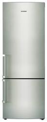Холодильник с морозильником Samsung RL29THCMG серебристый