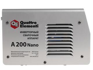 Сварочный аппарат Quattro Elementi A 200 Nano