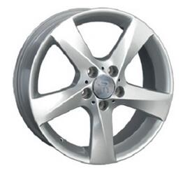Автомобильный диск литой Replay MR112 7,5x17 5/112 ET 53 DIA 66,6 Sil