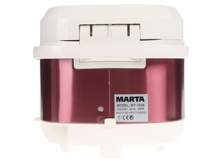 Мультиварка Marta MT-1936 красный