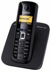 Телефон беспроводной (DECT) Siemens Gigaset A580