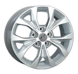 Автомобильный диск литой Replay RN95 6,5x16 5/114,3 ET 47 DIA 66,1 Sil