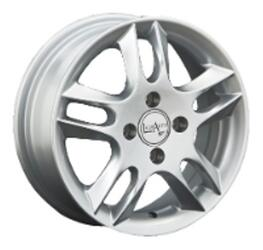 Автомобильный диск Литой LegeArtis GM21 5,5x14 4/100 ET 49 DIA 56,6 Sil