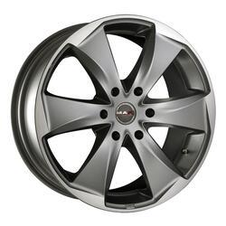 Автомобильный диск Литой MAK Raptor6 7,5x17 6/114,3 ET 30 DIA 66,1 Graphite Mirror Face