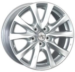 Автомобильный диск Литой LegeArtis MZ58 7,5x17 5/114,3 ET 50 DIA 67,1 Sil
