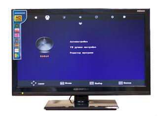 "24"" (60 см)  LED-телевизор Erisson 19LEJ96 черный"