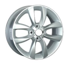 Автомобильный диск литой LegeArtis NS113 6x16 4/100 ET 45 DIA 60,1 Sil