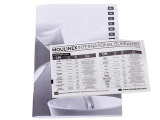 Электрочайник Moulinex SUBITO III BY540D30 серебристый