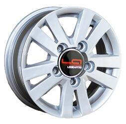 Автомобильный диск Литой LegeArtis SZ23 5,5x15 5/139,7 ET 25 DIA 108,3 Sil