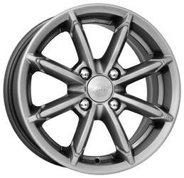 Автомобильный диск Литой K&K Sportline 6x14 4/100 ET 40 DIA 67,1 Блэк платинум