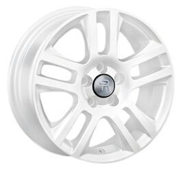 Автомобильный диск литой Replay VV41 6x15 5/100 ET 40 DIA 57,1 White