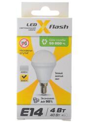 Лампа светодиодная X-Flash XF-BF-E14-4W-3K-220V