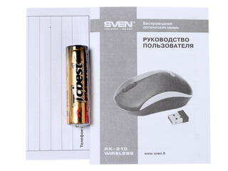 Мышь беспроводная Sven RX-310