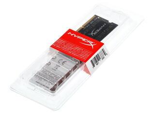 Оперативная память SODIMM Kingston HyperX Impact [HX316LS9IB/4] 4 ГБ