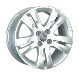 Автомобильный диск литой Replay PG23 7,5x17 4/108 ET 29 DIA 65,1 Sil