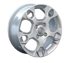 Автомобильный диск Литой Replay FD29 6x15 4/108 ET 47,5 DIA 63,3 Sil