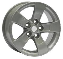 Автомобильный диск литой Replay GN64 8,5x20 6/139,7 ET 31 DIA 77,9 Sil