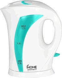 Электрочайник Home Element HE-KT102 белый, зеленый