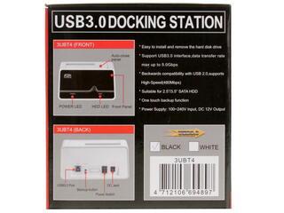 Док-станция для накопителей Agestar 3UBT4