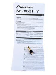 Наушники Pioneer SE-M631TV