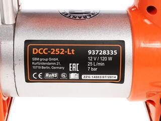 Компрессор для шин Defort DCC-252-Lt
