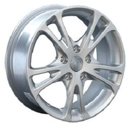 Автомобильный диск литой Replay H16 6,5x16 5/114,3 ET 55 DIA 64,1 Sil