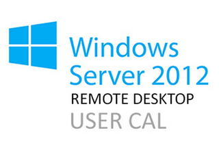 Лицензия на подключение к серверу WinRmtDsktpSrvcsCAL 2012 RUS OLP NL DvcCAL