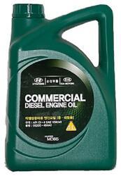 Моторное масло HYUNDAI MOBIS Commercial Diesel 10W40 05200-484A0