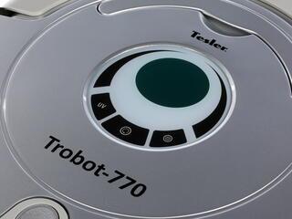 Пылесос-робот Tesler Trobot-770 серый
