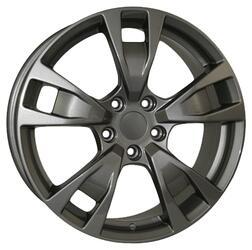 Автомобильный диск литой Replay H27 7,5x18 5/114,3 ET 55 DIA 64,1 GM