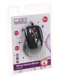 Мышь проводная CBR CM-377