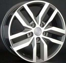 Автомобильный диск литой Replay VV139 6,5x16 5/112 ET 42 DIA 57,1 GMF