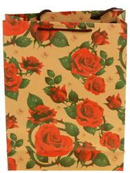 Пакет подарочный Шипы и Розы