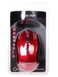 Мышь беспроводная Oxion OMSW002RD