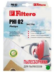 Мешок-пылесборник Filtero PHI 02 Экстра