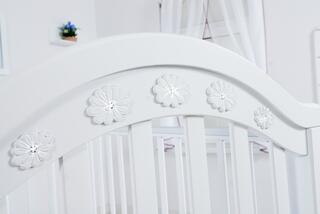 Кроватка классическая Гандылян «Джозеппе» К- 2002-18