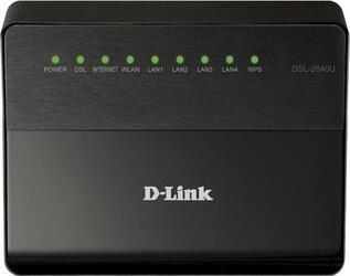 Маршрутизатор ADSL2+ D-Link DSL-2640U/RA/U1A