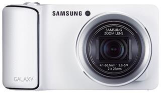Компактная камера Samsung EK-GC100 белый