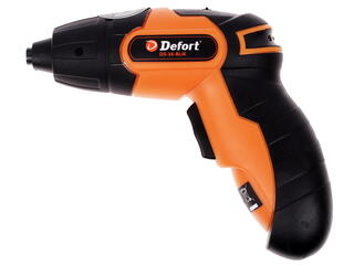 Аккумуляторная отвертка DEFORT DS-36-BLiK