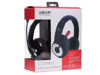 Наушники DEXP H-300