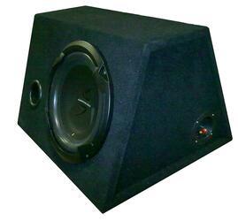 Автосабвуфер пассивный Lightning Audio L2-D212 in vented box