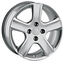 Автомобильный диск Литой LegeArtis PG13 6,5x15 4/108 ET 25 DIA 65,1 Sil