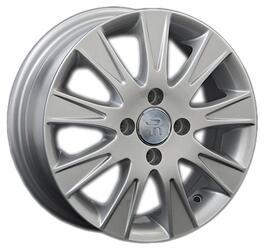 Автомобильный диск литой Replay LF9 6x15 4/100 ET 45 DIA 54,1 Sil