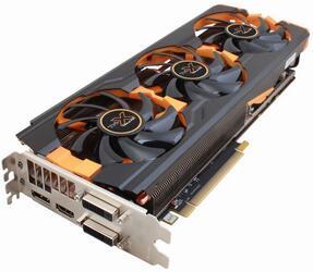 Видеокарта Sapphire AMD Radeon Tri-X R9 290X 4G D5 [11226-16-XX]