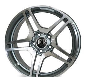 Автомобильный диск Литой Replay MR87 8,5x18 5/112 ET 38 DIA 66,6 GMF