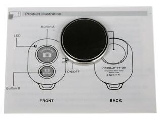 Кнопка для селфи селфи i-10 черный