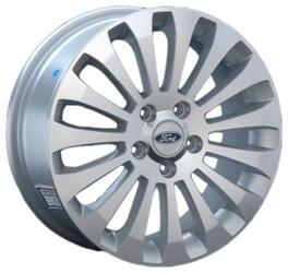Автомобильный диск литой Replay FD24 6x15 4/108 ET 52,5 DIA 63,3 Sil